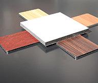 Hliníkové kompozitné panely