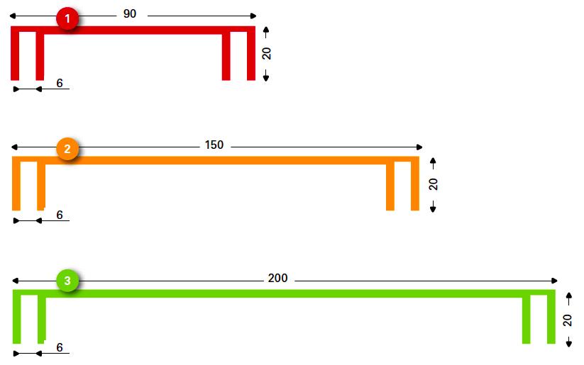 LIGHTBOX 90/150/200ST – STANDART