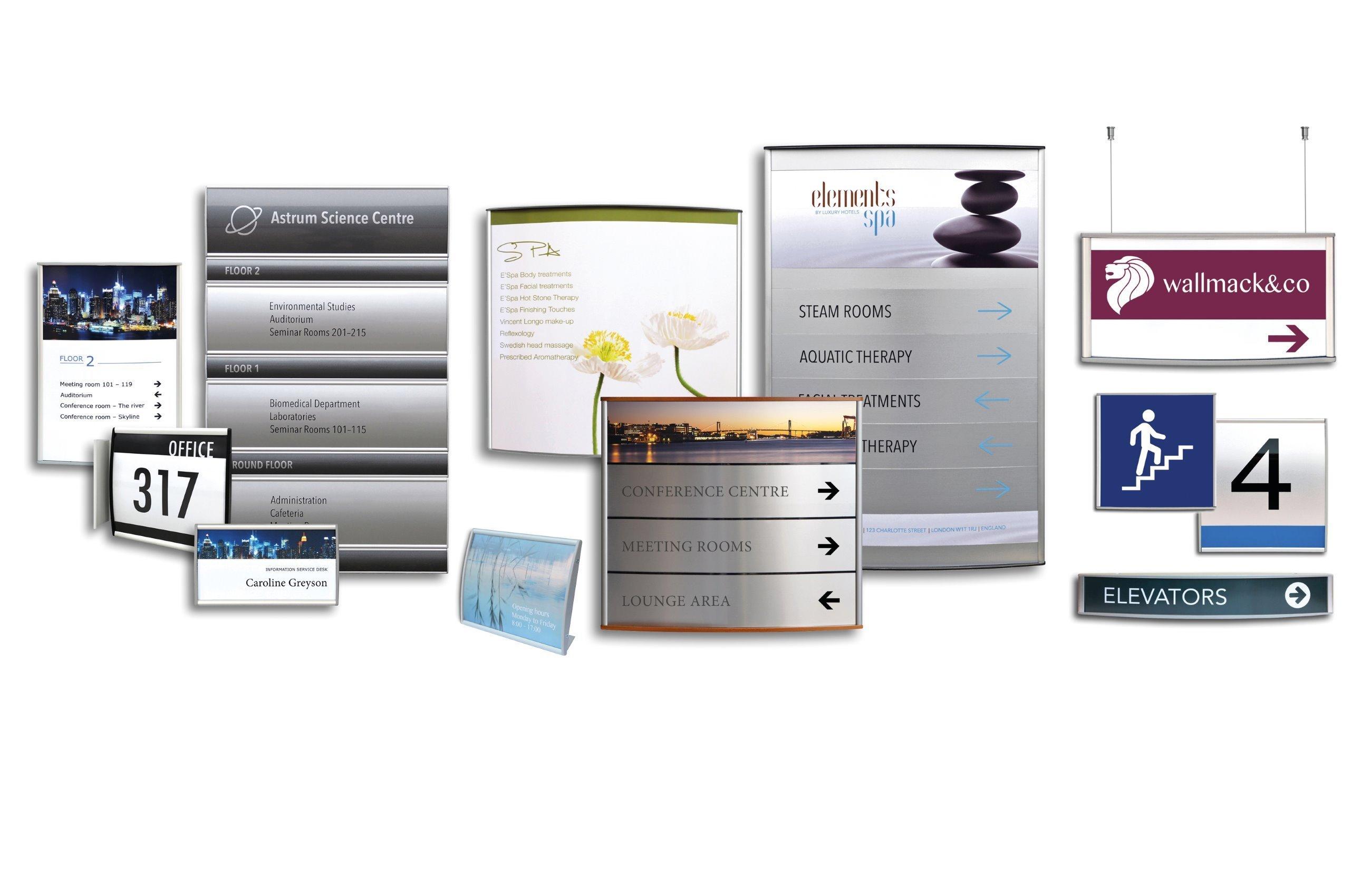 Systém hliníkových profilov CONVEXA